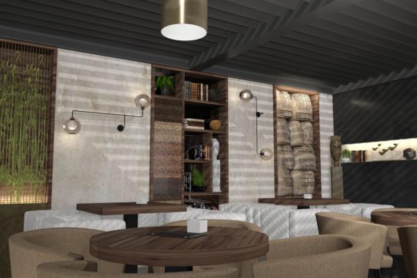 Cafe bar, Zadar